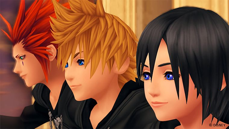 Square Enix Drops Free DLCs for Kingdom Hearts HD 1.5 + 2.5 Remix