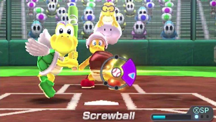 Mario Sports Superstars Review Reviews  Nintendo 3DS Mario Sports Superstars