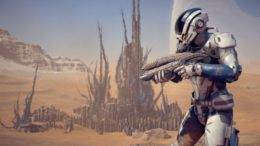 Mass Effect: Andromeda Guide – How to Change Weapons