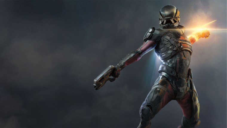 Bioware Mass Effect Mass Effect Andromeda Image