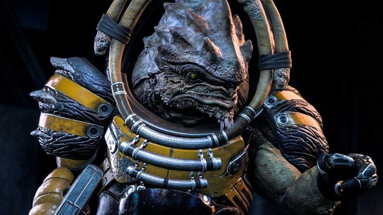 The First Mass Effect: Andromeda Multiplayer Event Begins Today News  Mass Effect Andromeda Mass Effect