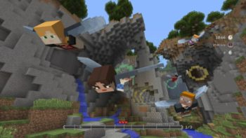 Minecraft Update 42 and Patch 1.48 Rolling Out Now on Consoles