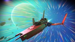 No Man's Sky Path Finder Update 1.2 Makes the Game Look and Play Better