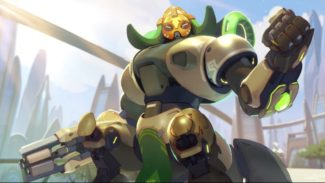 Overwatch Adds New Tank Character, 'Orisa'