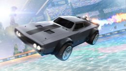 Rocket League – Fate of the Furious DLC Hits Next Month