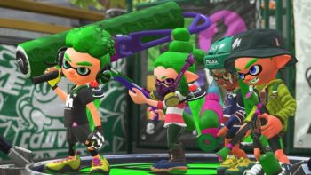 Splatoon 2 is More of the Same, but that's Great