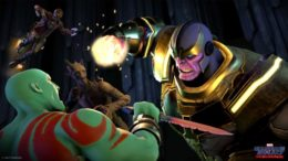 Telltale's Guardians of the Galaxy Launch Trailer Hits Thanos Head On