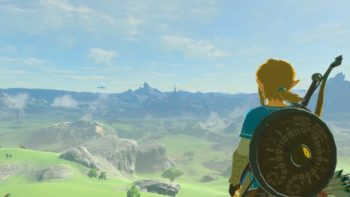 The Legend of Zelda: Breath of the Wild Guide: How to Shield Surf