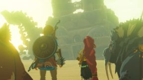 Switch Version of Zelda: Breath of the Wild Plays Better in Handheld Mode