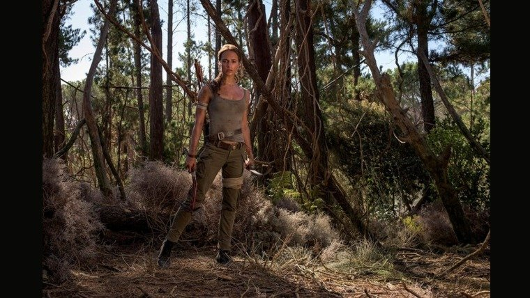 First Official Tomb Raider Movie Reboot Pictures Released Culture News  Tomb Raider Rise of the Tomb Raider