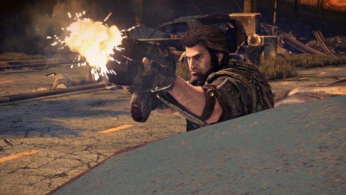 Bulletstorm Grayson