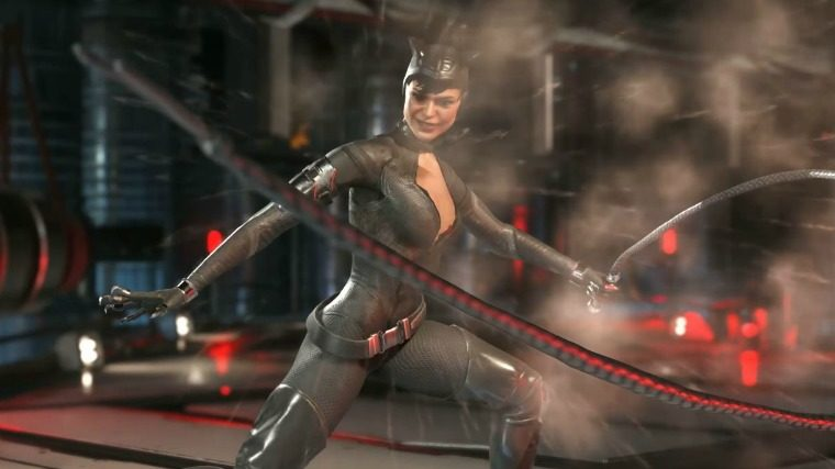Newest Injustice 2 Trailer Highlights Catwoman News  Netherrealm Studios Injustice 2 DC Comics