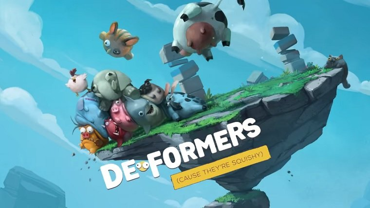 Deformers launch trailer