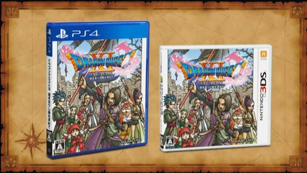 Dragon Quest XI Japanese Release Set for July 29th News  Square Enix Dragon Quest XI