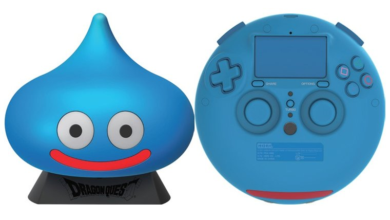 Special Dragon Quest Slime-Shaped Controller Announced for PS4 | Attack of the Fanboy