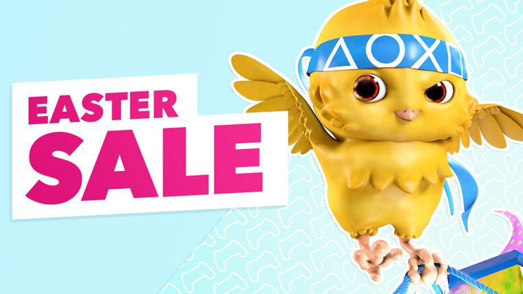 Easter PlayStation Sale