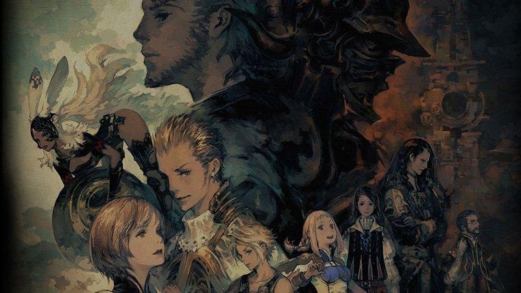 Final Fantasy XII Zodiag Age Artwork