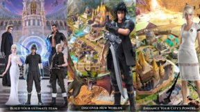 Game of War Creators Launch Final Fantasy XV Spin Off on Mobile