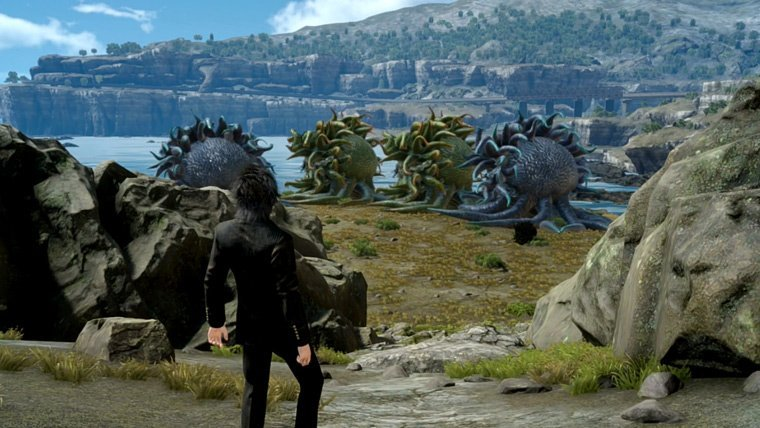 See How Final Fantasy XV's April Update Affects PS4 Pro and More