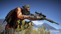 Ghost Recon: Wildlands Tops UK Sales Charts Once Again
