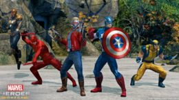 Marvel Heroes Coming To PS4, Xbox One This Spring