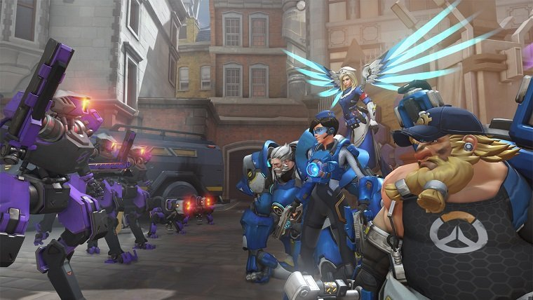 Overwatch's Custom Game Saves, Leaderboards & More Re-Enabled News  Overwatch