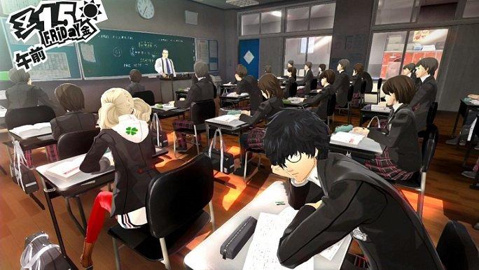 Reviews  PlayStation 4 Persona 5 Atlus