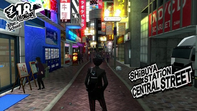 Persona 5 how to save your game