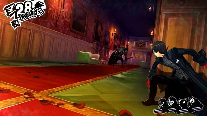 Persona 5 Guide: How To Take Cover And Hide GameGuides  PlayStation 4 Persona 5 Guides Persona 5 Atlus