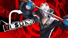 Persona 5 where to find Yusuke