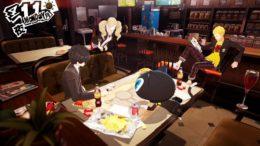 Persona 5 improving all social stats