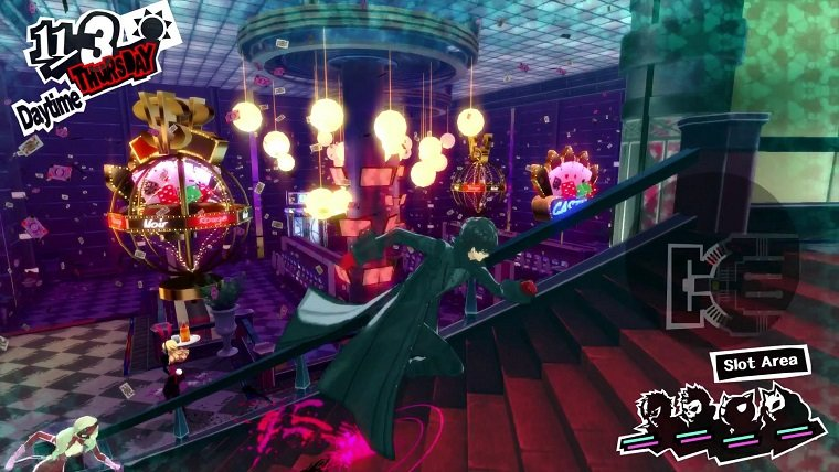 GameGuides  PlayStation 4 Persona 5 Guides Persona 5 Atlus