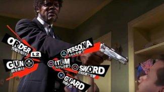 Persona 5 Menus Are The Next Best Internet Meme