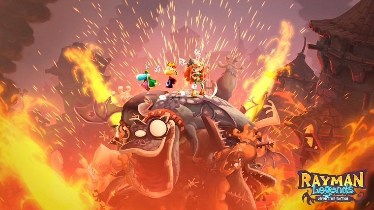 Rayman Legends: Definitive Edition On Switch Brings New Levels, Skins & More News  Ubisoft Rayman Legends Rayman Nintendo Switch