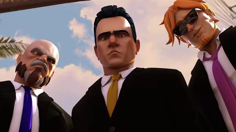 Reservoir Dogs: Bloody Days release date trailer