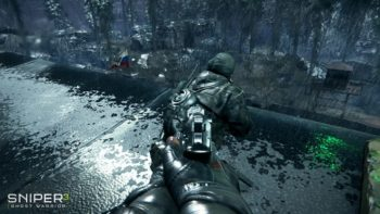 Sniper Ghost Warrior 3 Guide: How To Switch To Your Pistol