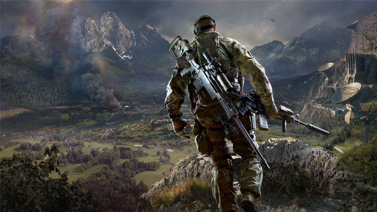 Xbox One Sniper: Ghost Warrior 3 CI Games