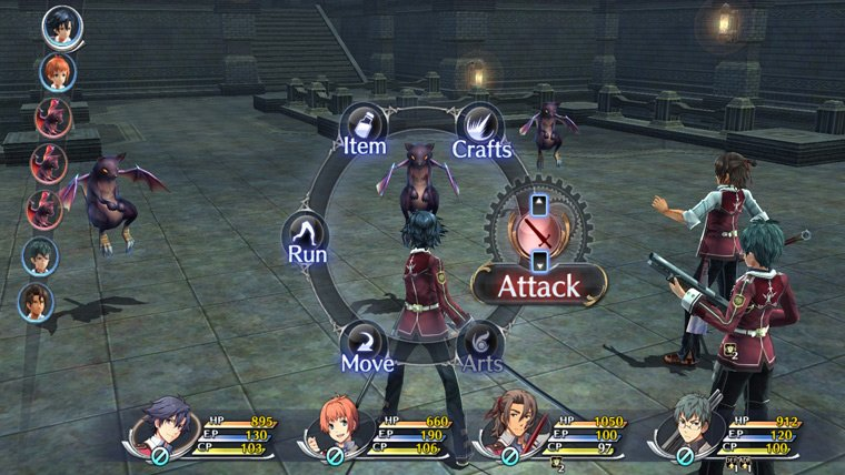Trails of Cold Steel PC