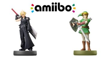 Cloud Player 2 & Twilight Princess Link Amiibo Are GameStop Exclusives, Pre-Orders Now Live