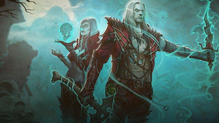 Diablo 3's New Necromancer Class is Getting a Closed Beta News  Diablo 3 Blizzard
