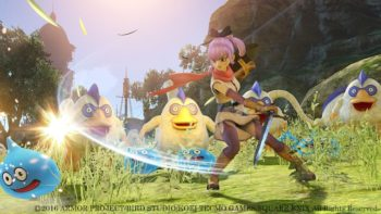 Dragon Quest Heroes 2 Hands-On Demo Impressions