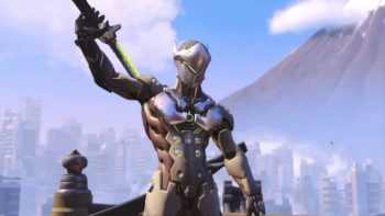 Heroes of the Storm Is Adding Overwatch's Genji Alongside Hanamura Map