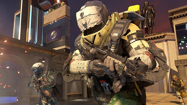 Call of Duty: Infinite Warfare DLC Adds Rust Remake Map