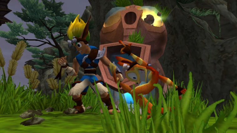 Jak and Daxter PS4