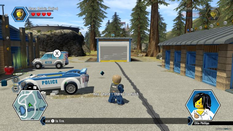LEGO City Undercover Review | Attack of the Fanboy