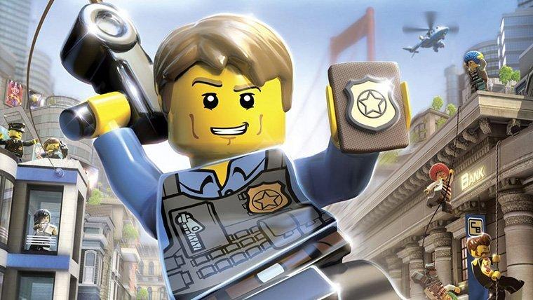 Reviews  LEGO City Undercover lego