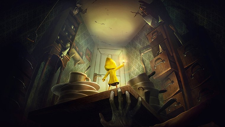 Little Nightmares Review Reviews  PlayStation 4 LittleBigPlanet 3 Little Nightmares