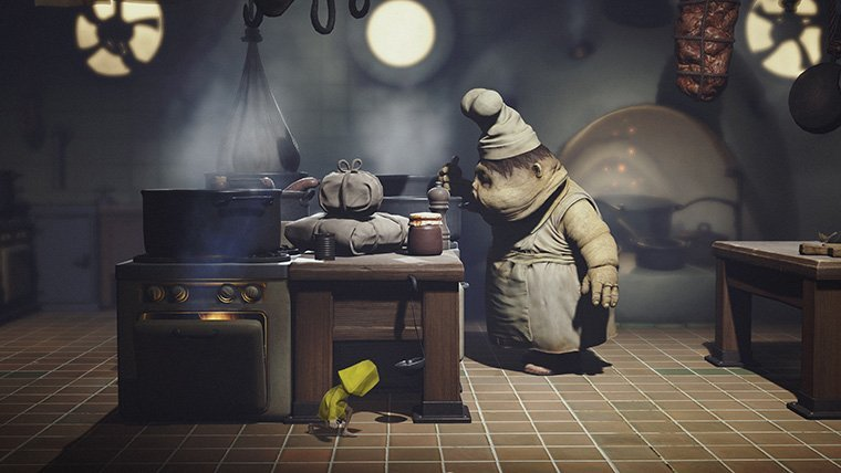 Reviews  PlayStation 4 LittleBigPlanet 3 Little Nightmares