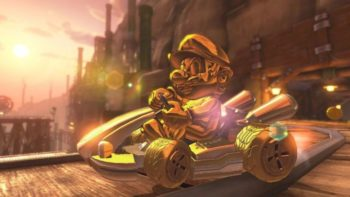Mario Kart 8 Deluxe Guide: How To Unlock Gold Mario