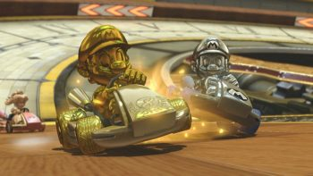 Mario Kart 8 Deluxe Guide: How To Unlock The Gold Standard Kart